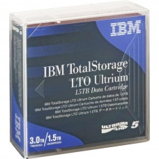 IBM DATA CARTRIDGE LTO-5 ULTRIUM 1.5-3.0TB IBM-46X1290 IPT
