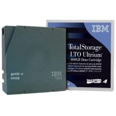 IBM DATA CARTRIDGE LTO-4 ULTRIUM 800/1.6TB IBM-95P4436 IPT
