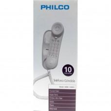 PHILCO TELEFONO GONDOLA MESA/PARED BLANCO 100WH