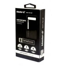 MASTER-G CARGADOR POWER BANK USB 4.000MAH UCP4000B PARA CELULARES-TABLET