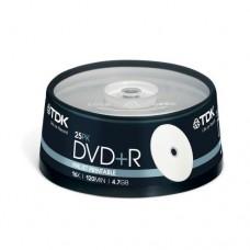 TDK DISCO BLUE RAY 25GB PK 25 UNIDADES IMPRIMIBLE 61971