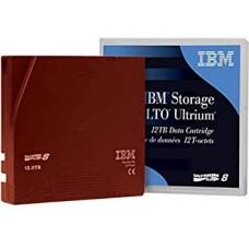 IBM DATA CARTRIDGE LTO-8 ULTRIUM 12/30TB IBM-01PL041 IPT