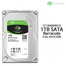 SEAGATE HDD PC 1TB 3.5 BARRACUDA 7.2RPM ST1000DM010 ECOFFICE