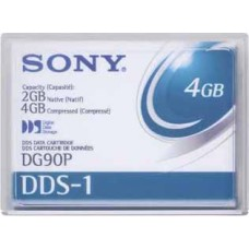 SONY DATA CARTRIDGE 4MM X 90MTS 2GB DDS-1