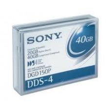 SONY DATA CARTRIDGE 4MM X 150MTS 20-40GB DDS-4