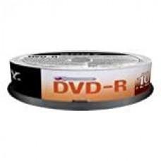 SONY DVD-R 4.7GB CAKE 10 UNIDADES